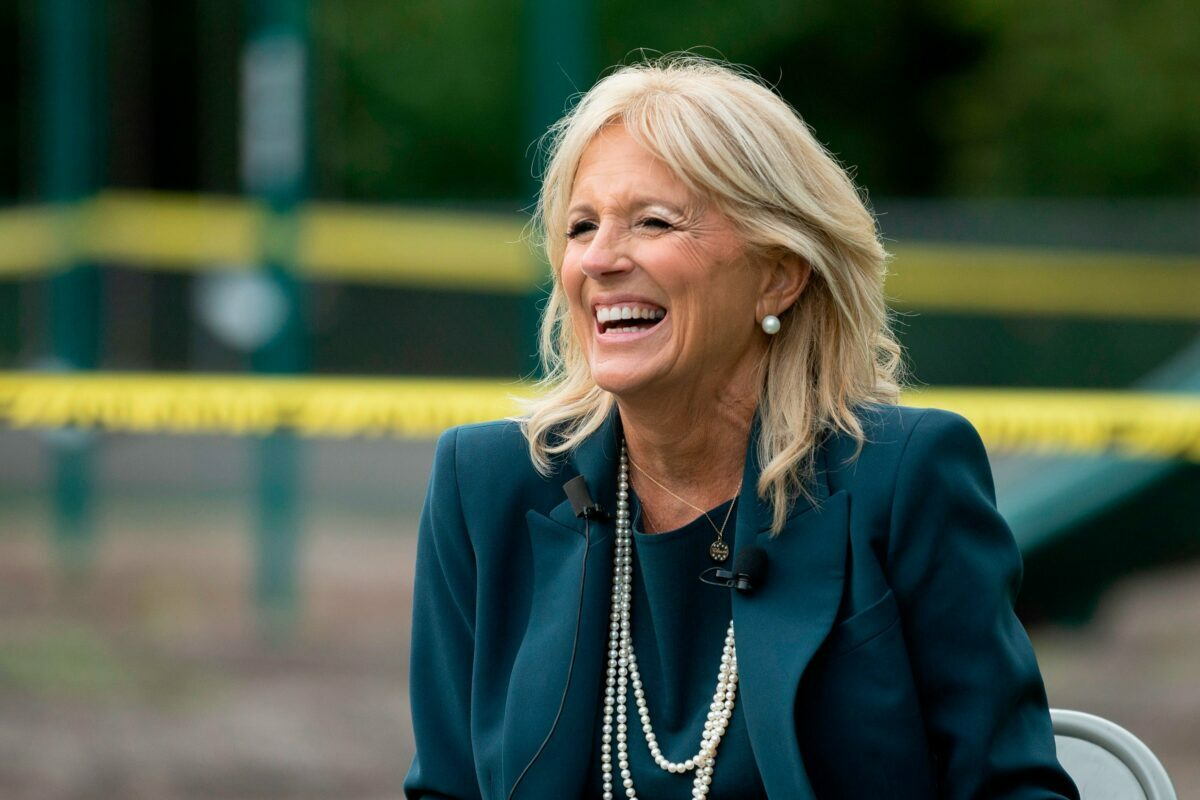 10 looks that channel the signature style of Dr. Jill Biden