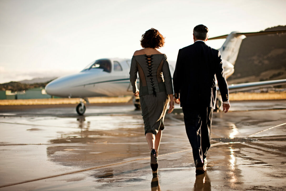 The Ultimate Luxury Wedding Now Requires the Best Private Jet