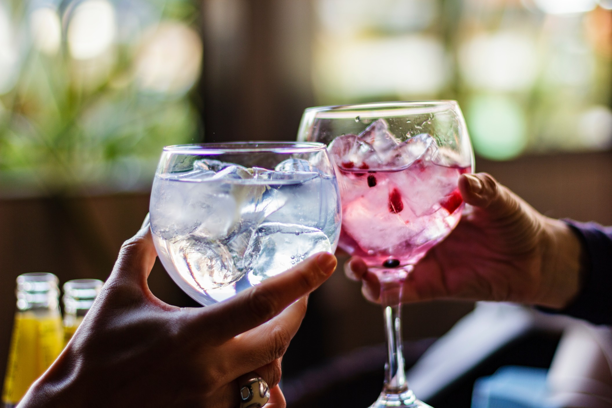 Why Pink Gin Makes the Perfectly Pretty Modern New Cocktail