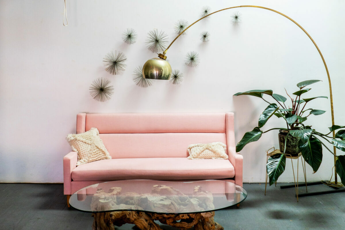 trending sofas most popular on social media and Instagram, including the best 2021 colors and where to buy on-trend home décor online