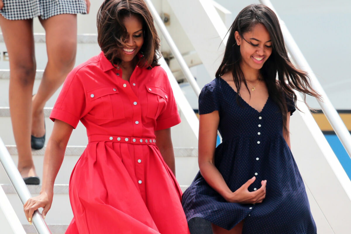 12 spring luxury outfits to channel Michelle Obama's style
