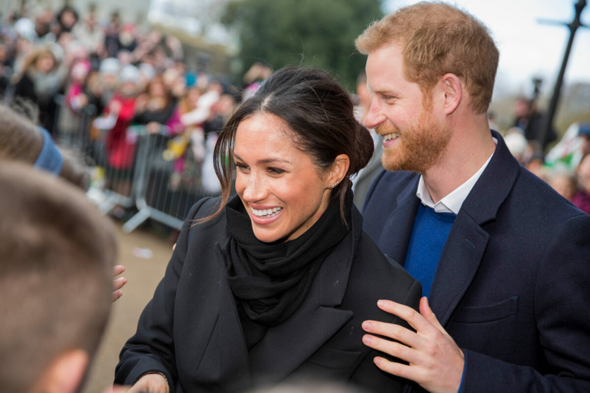 The 12 Maternity Looks to Love Best in Meghan Markle's Style