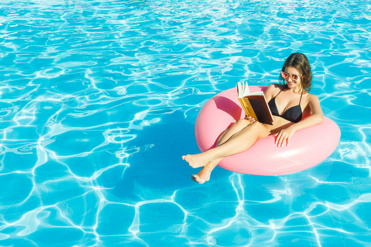 12 best books - novels and non-fiction - to read right now to capture the mood and feel the summer joy of the month of July