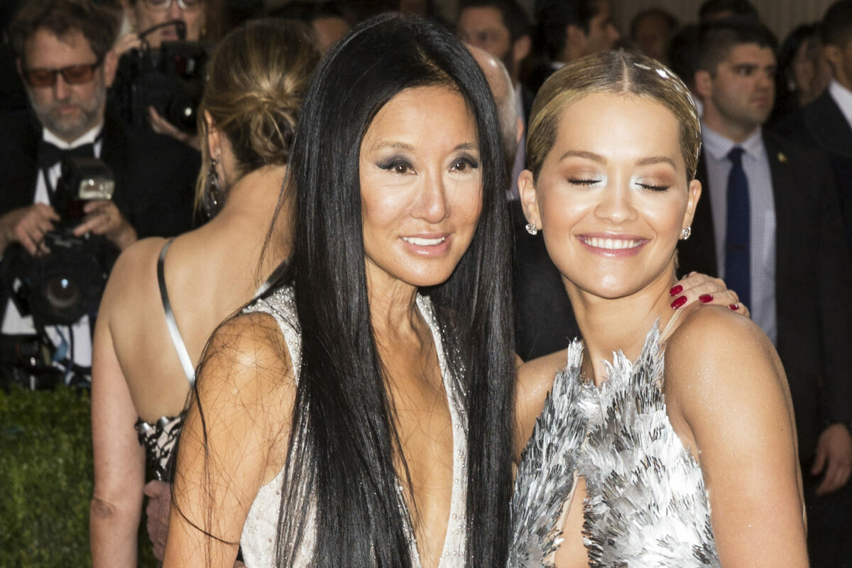 Vera Wang interview about her new brand of bubbly, PARTY prosecco