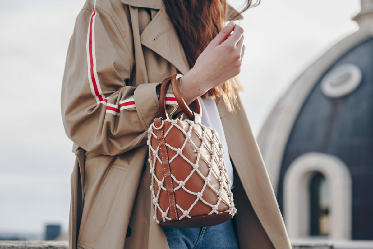 best on trend luxury designer fishnet bags, including totes, crossbody and clutches, for summer 2021