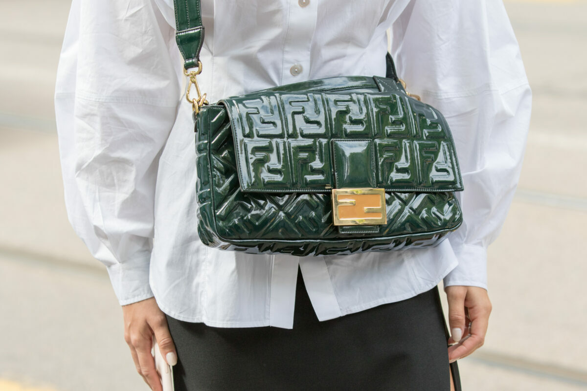 12 best new chic and stylish shoulder and baguette bags for summer 2021 from luxury brands including Fendi, Prada, Gucci and Bottega Veneta