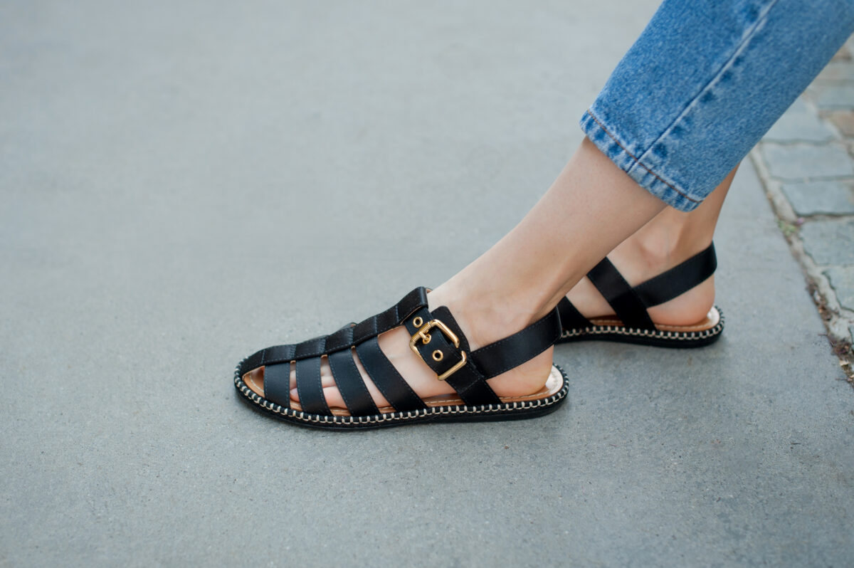 best luxury fisherman sandals for women to love this Summer 2021 if you're in on this latest fashion accessory trend