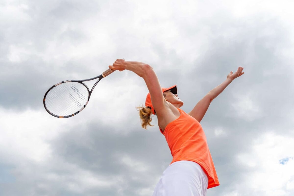 15 tennis inspired tenniscore outfits and accessories for women that are so cute you'll want them in your wardrobe, even if you don't play.