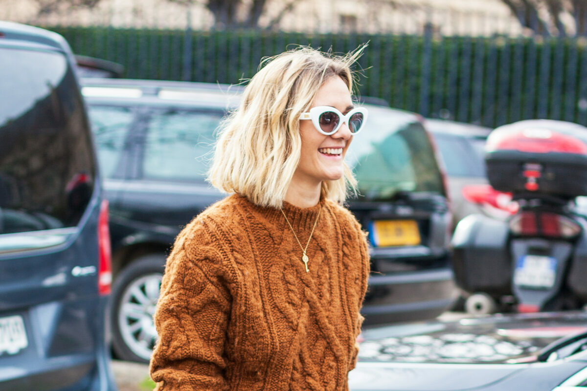 Transitional pieces are what to wear in fall fashion in September 2021 for work, off-duty or vacation, including knits, coats and more.