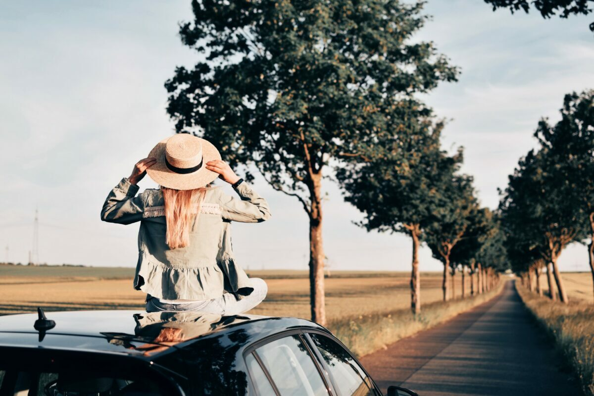 Curated road trips with luxury hotel and automotive brands are a trend in travel in 2021, and Aman, Lexus and Four Seasons are among the best.