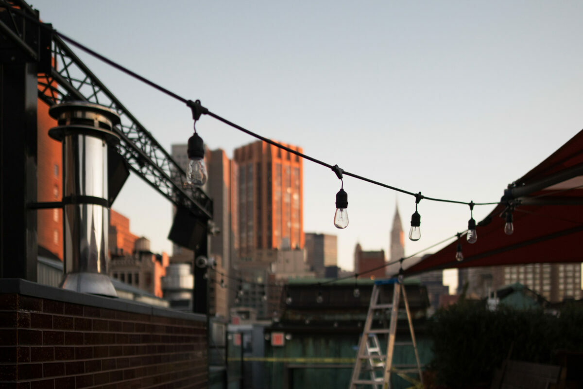 outdoor dance venues and events in New York City you'll love experiencing in the NYC fall of 2021