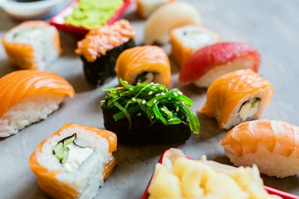 best romantic Japanese restaurants for a first date in New York City (NYC) if you're looking for a perfect place for sushi