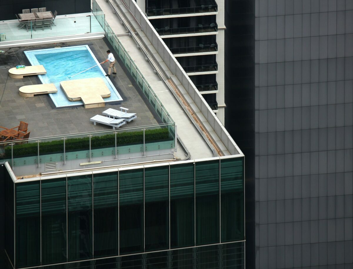 best rooftop hotel pools that you absolutely have to swim in NYC right now