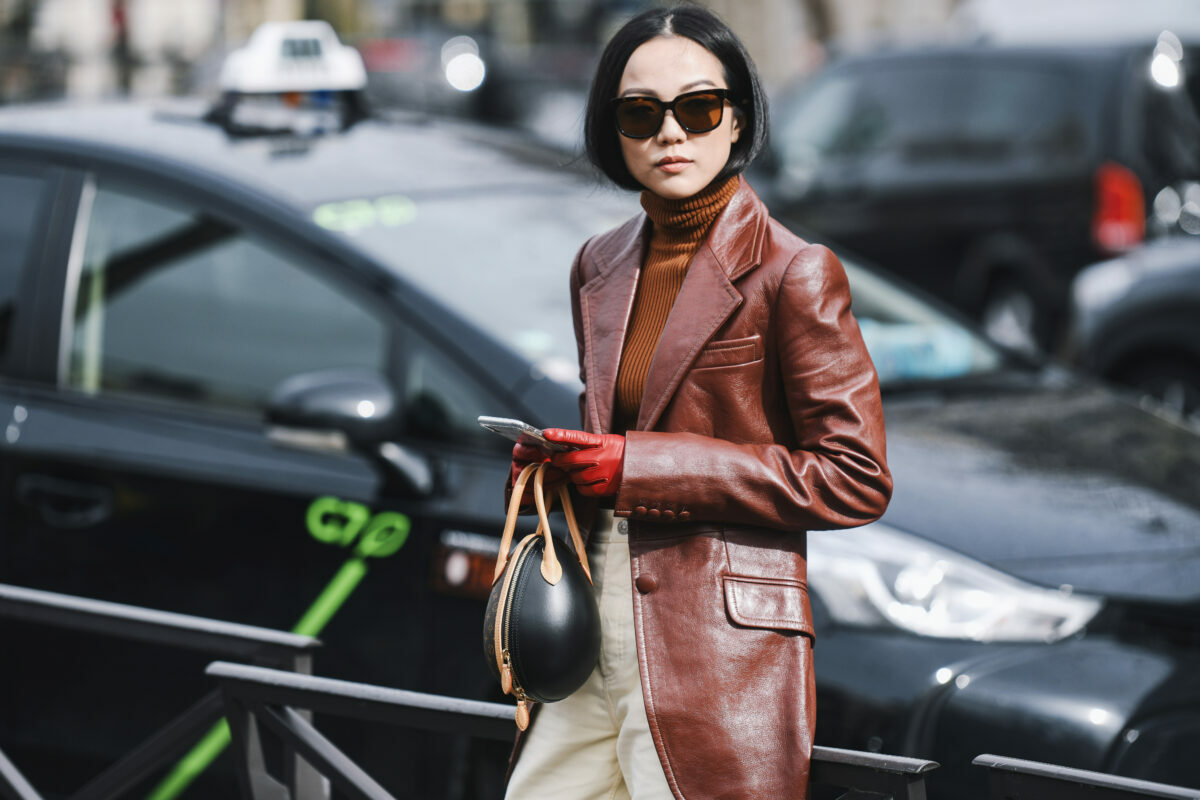 best real and faux leather jackets for women from luxury designers to buy this fall 2021.
