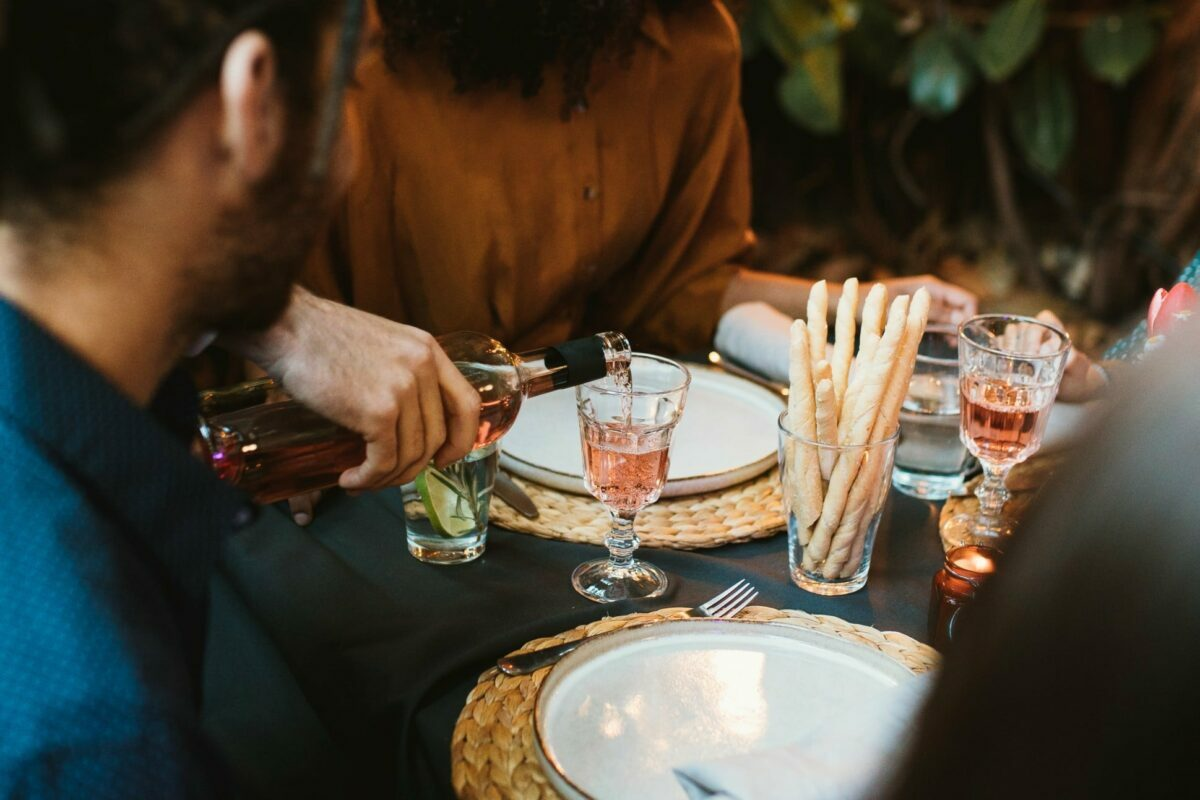 Top Michelin starred restaurants open on Thanksgiving 2021 in New York, Chicago, San Francisco, DC and LA.